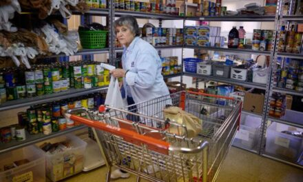 Pantries, RRPS, Corrales FD help during social distancing