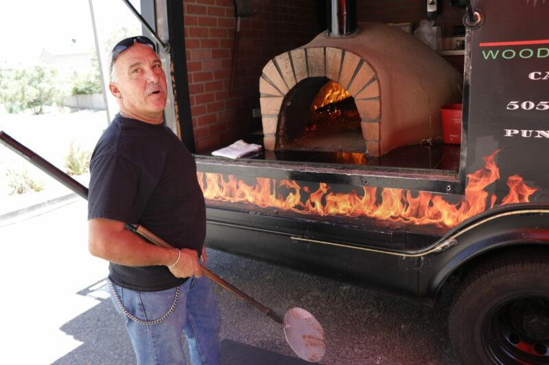 Punchy's Pizza: A lifetime of heritage cooked in 90 seconds