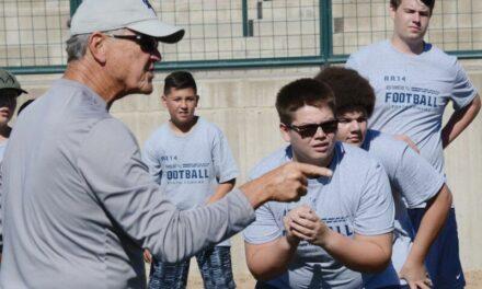 New Rams OL coach brings half-century of football know-how