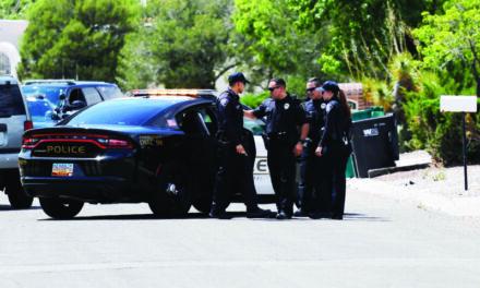 RRPD block street to help find resident