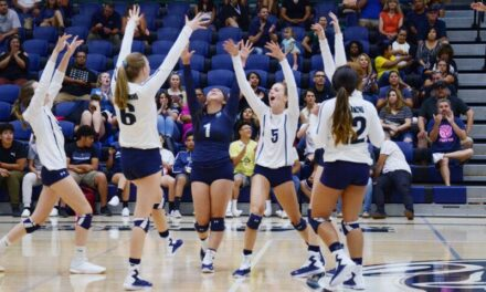 Class 4A's No. 1 St. Pius Sartans beat Rams in volleyball