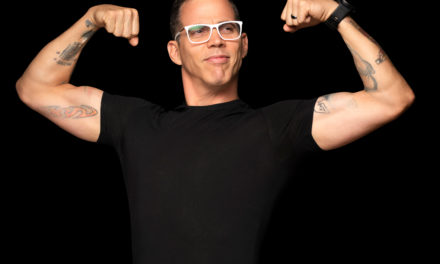 Jack of all trades: Steve-O talks about new multimedia set