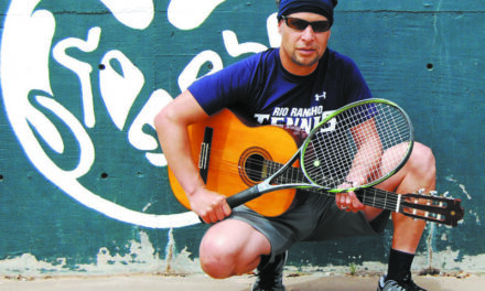 Local musician, coach set to open for Jay Leno in Sept.