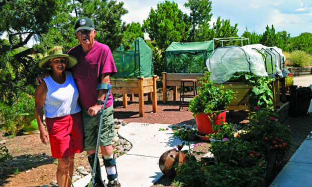 Tour shows gardens, accessibility to Zen