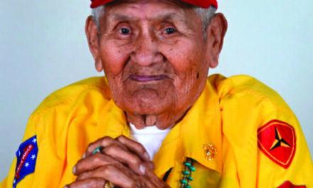 Author recalls Navajo Code Talker Nez's story, service