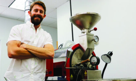 Candlestick Coffee: Chasing success one roast at a time