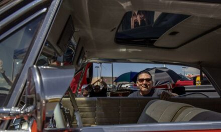 Cars against cancer: Local car show benefits officer fighting cancer