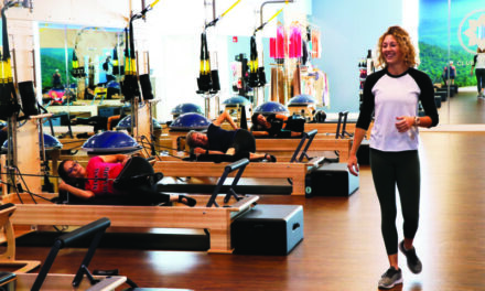 Stretch into place: New Club Pilates is biggest in the area