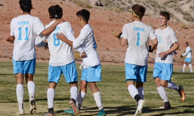 Both Storm soccer teams make Fuddruckers state soccer brackets; Rams boys in also
