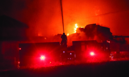 Fire at country club causes collapse