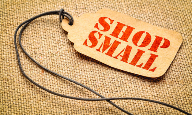 'Shop Small Saturday' lasts 2 weeks; sign up by Mon.