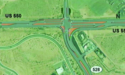 NMDOT presents plans for US 550/NM 528 interchange