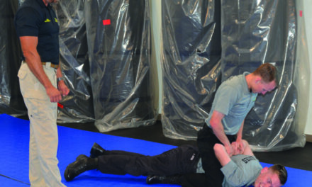 New police academy with RRPD underway