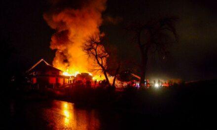 Agents eye 2 in arson at club