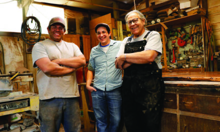 Carving out a business: Woodworker tells of his passion