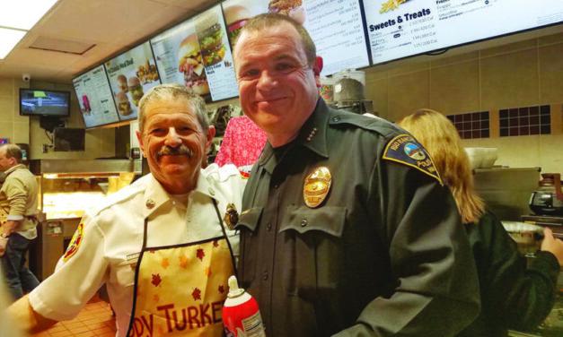 McDonald's, St. Felix, chamber host free Thanksgiving dinner