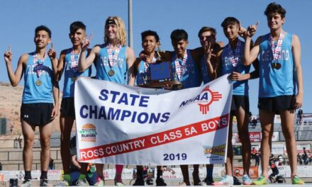 Cleveland High has individual champ, team champ at state cross country meet