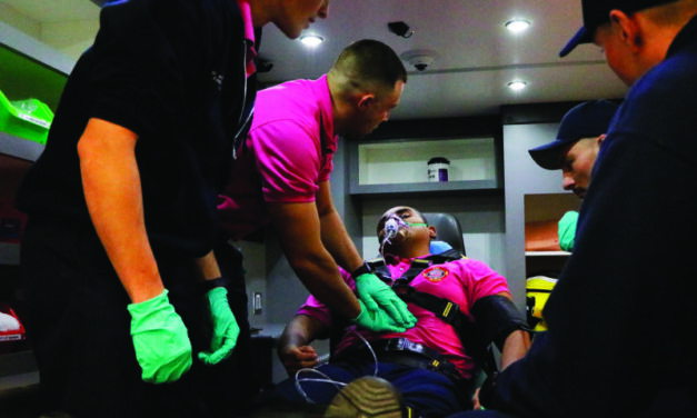 RR facility offers real-world EMT training
