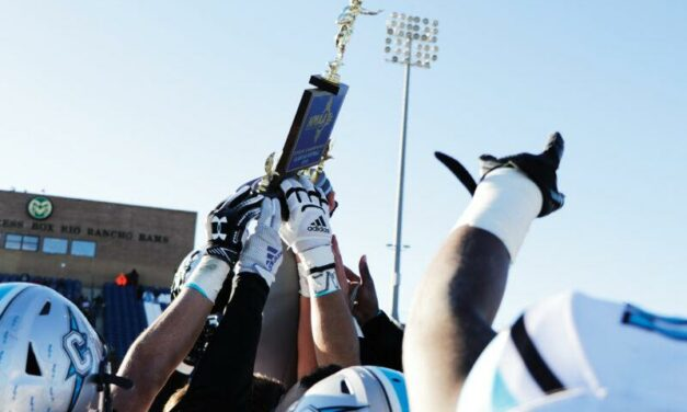 Hail the Storm, 6A's champs after 48-40 win at Rio Rancho