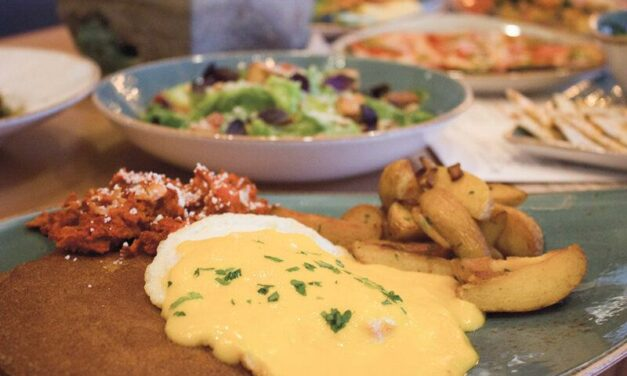 You da Mohn: Chef evolves with café at Tamaya