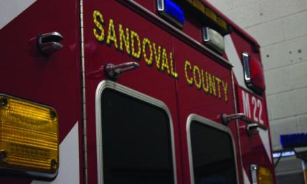 County, Bernalillo lower response time during roadwork