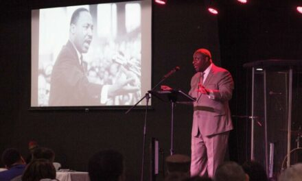 MLK event speaker says black people won't 'fall in line'
