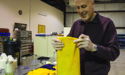 Earth-friendly textile business moves research to RR