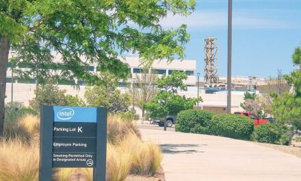 Speaker highlights Intel's 40-year impact