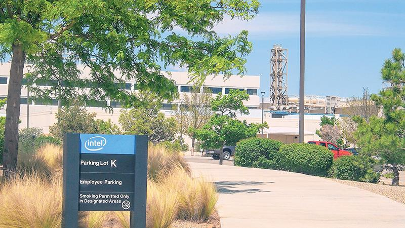 Intel-NM marks 40th year with grants