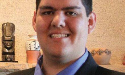2020 City of Rio Rancho candidates: Ryan Parra, District 4
