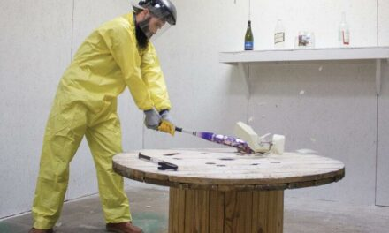 Go ahead and smash things at new 'rage room' business