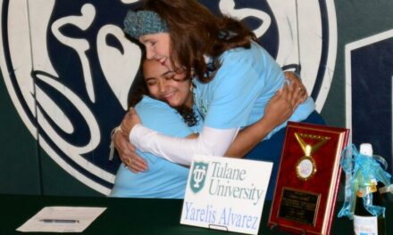 Yarelis Alvarez, key member of three-time state bowling champs, inks letter of intent