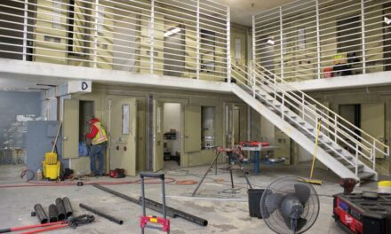 County jail seeks accreditation