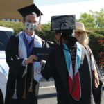 COVID-19 doesn't stop graduation