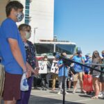 Teen's wish supports RR health-care workers