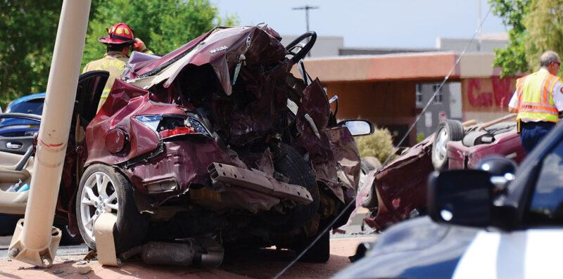 Man charged in fatal car crash set to face July trial