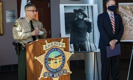 FBI, sheriff give another look to cold murder case