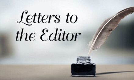 Letter to the editor: Going from 3 branches of government to 1