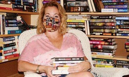 Book sales continue despite COVID-19