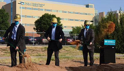 'Medical destination' construction starts this week
