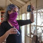 Water in the desert: Artist explores climate change