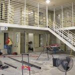 Jail remodel on budget, ahead of schedule