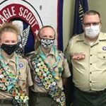 RR is 1st in female Eagle Scouts