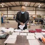 RR company nears creation of masks that kill COVID