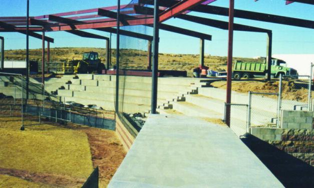 Grassroots Baseball: Route 66 project visits RRHS baseball stadium