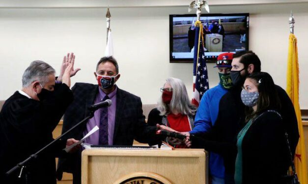County's Heil, Block, Eichwald, others get sworn-in