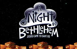 Bethlehem re-enactment offers free view of 1st Christmas