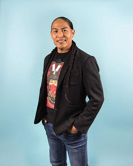 Santa Ana Pueblo health non-profit leader honored