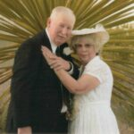 Anniversary: Patricia Ann (Miller) and Ronald Dean Cook