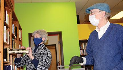 Friends of libraries change name, location